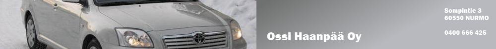 Ossi Haanpää Oy